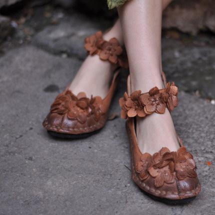 Artmu туфли с цветами