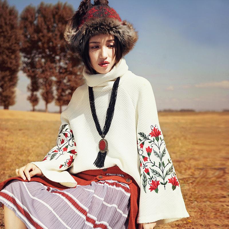 Aporia.as свободный пуловер