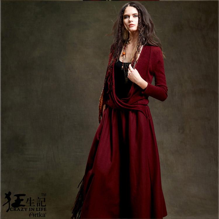 Artka винтажное платье