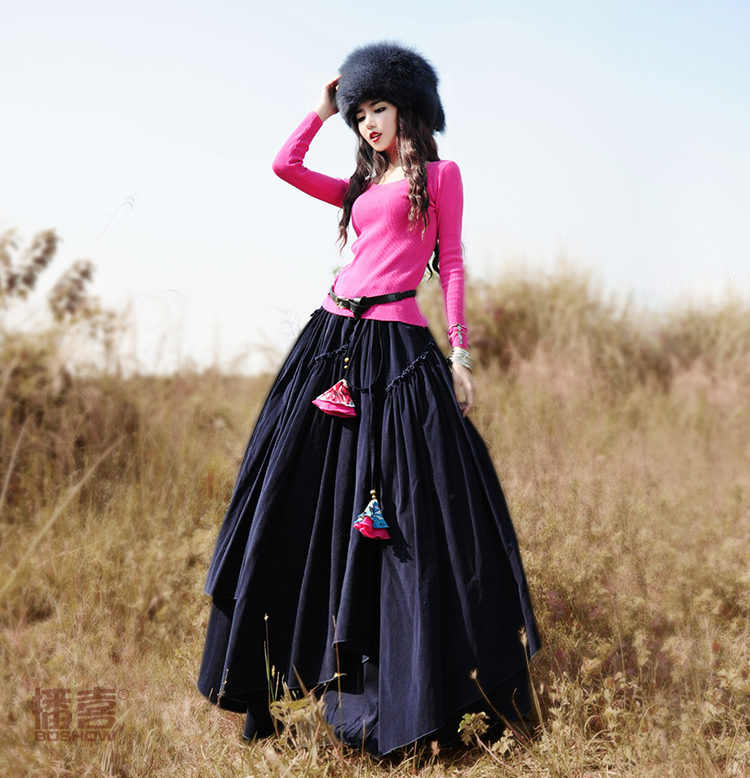 Boshow многослойная юбка