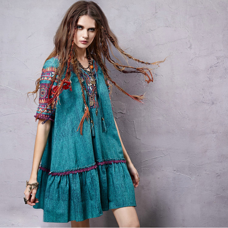 Artka короткое платье Мексика