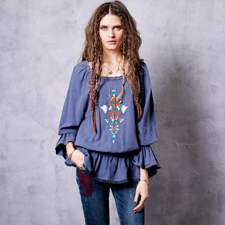 Artka этно блуза
