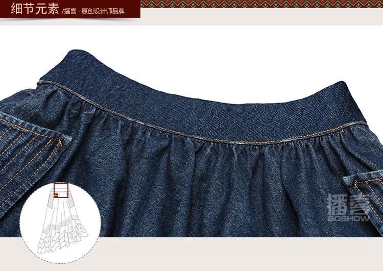 Пэчворк для юбки