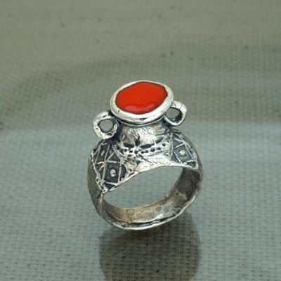 Кольцо Солнцеворот кувшин с вином