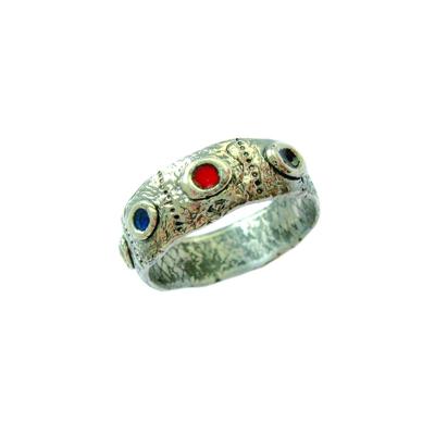 Кольцо Солнцеворот Глаза ангела