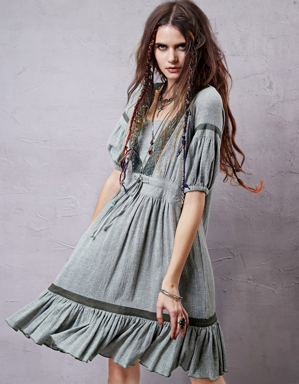 Artka хлопковое платье