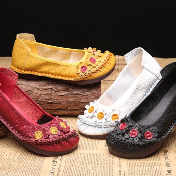 Мокасины и туфли на лето