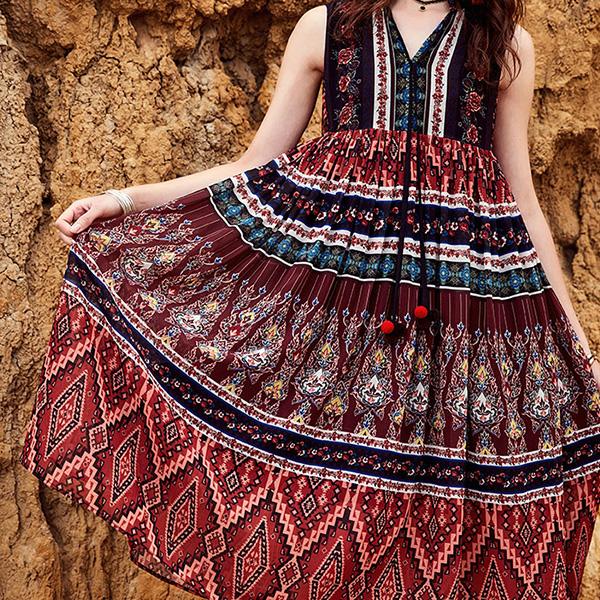 Artka платье с орнаментом