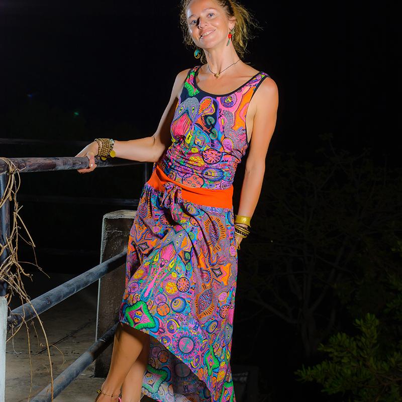 Арт-проект Gecko - летняя одежда