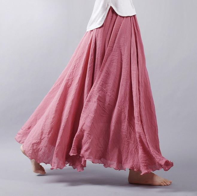 Sweet corset яркая юбка