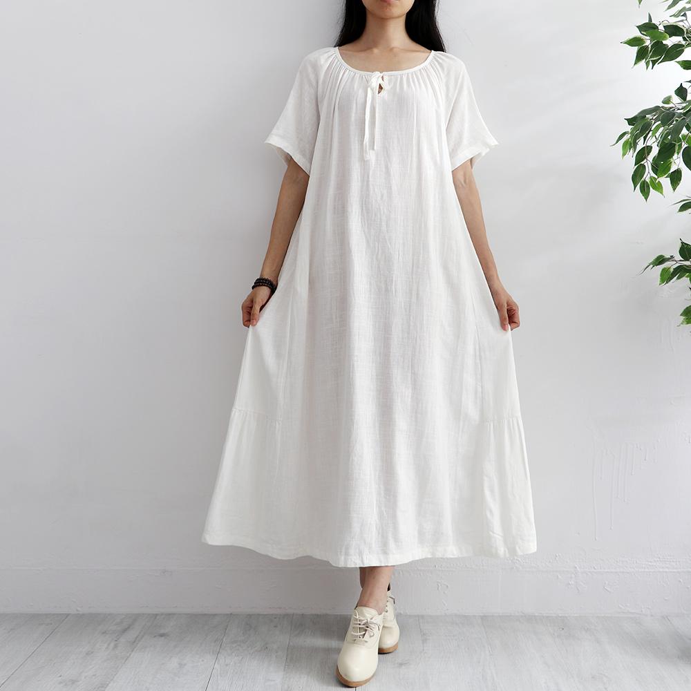 Cloud words платье ворот на завязке