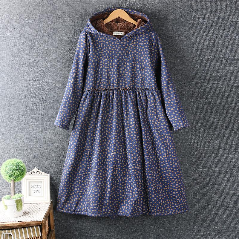 Милые короткие бохо платья на зиму