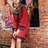 Liebo вязаное платье с оборками