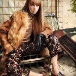 Весенняя коллекция макияжа Yves Saint Laurent в стиле Бохо-шик