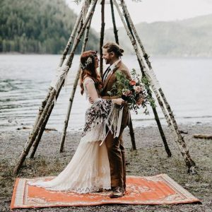 Свадьбе в стиле Бохо