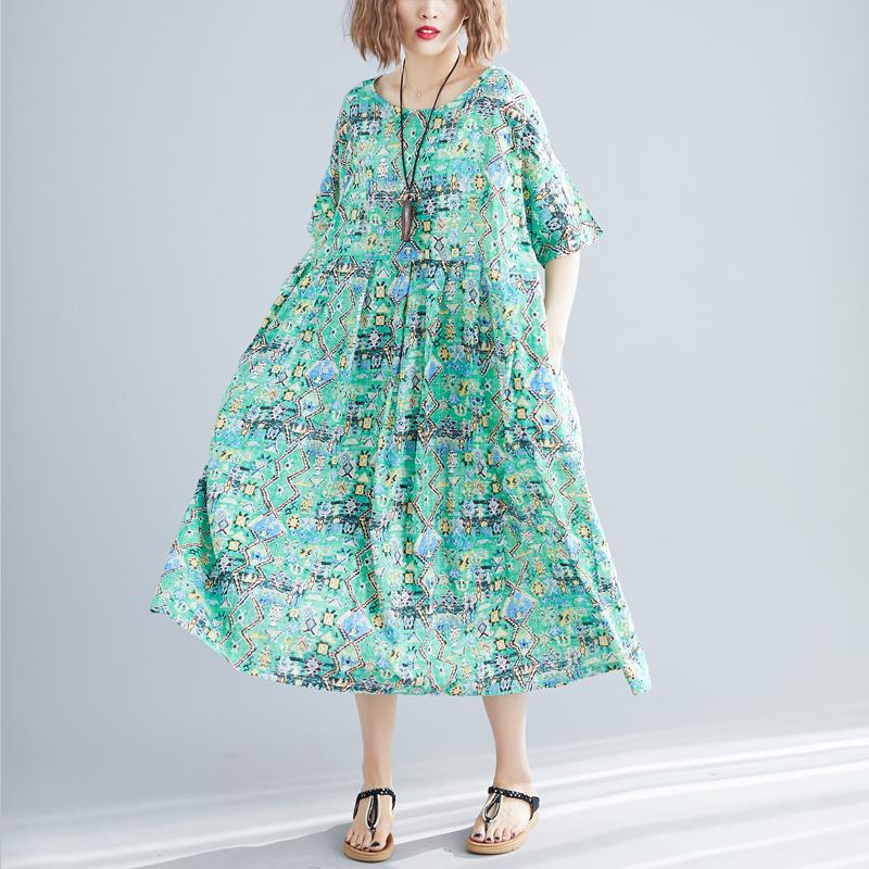Wuxi платье цветочный принт