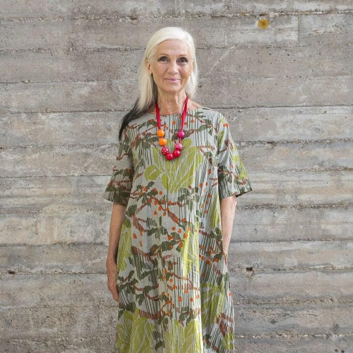 Скандинавский бохо от Gudrun Sjoden