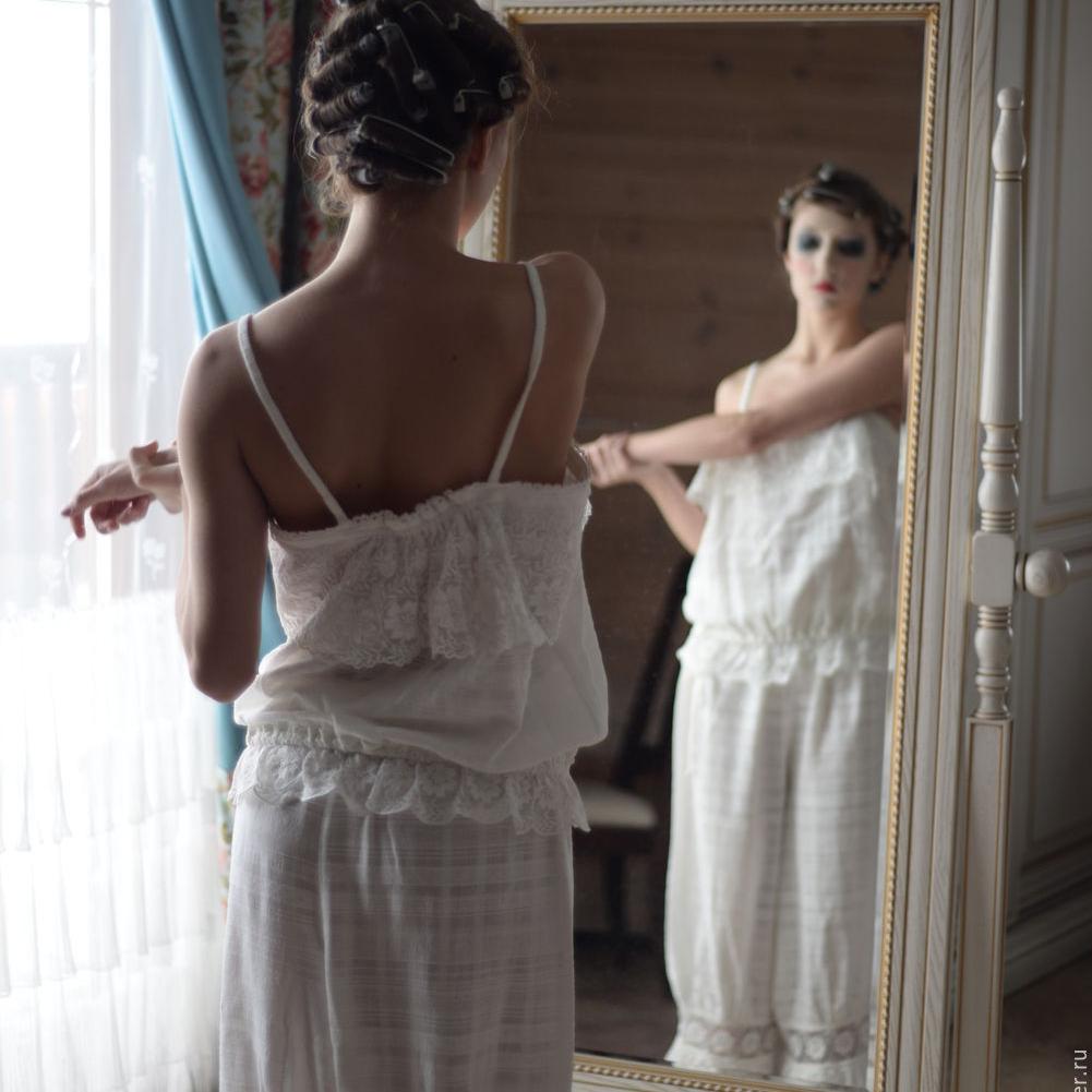 "So-obraz нижнее белье в винтажном стиле ""Афродита"""