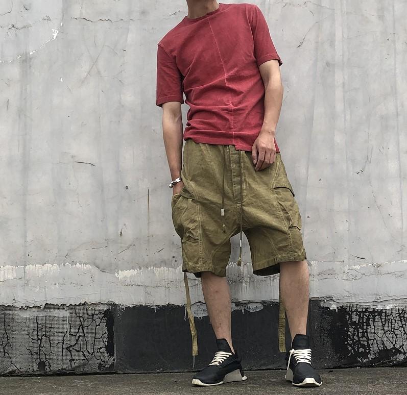 DRKLAC мужская одежда на лето