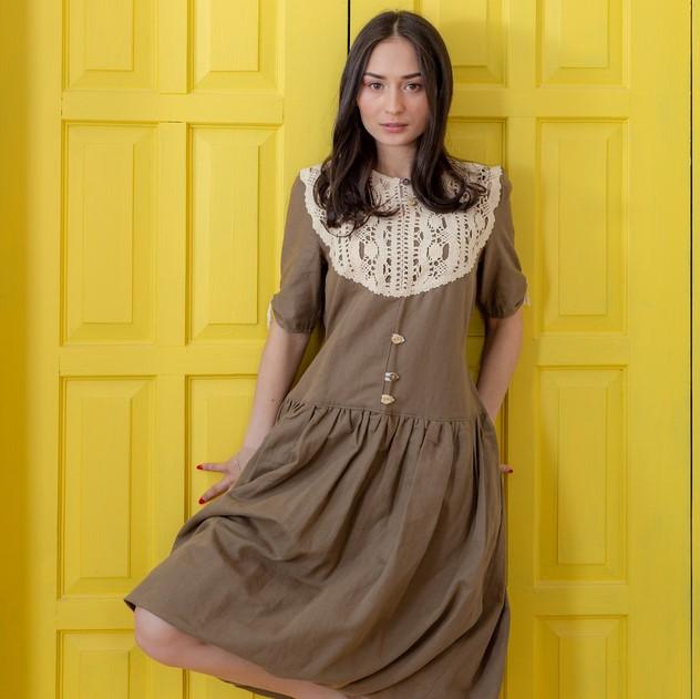 WonderMary платье «Жаворонок»