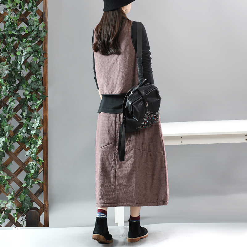 Sweet corset теплая юбка в мелкую клетку