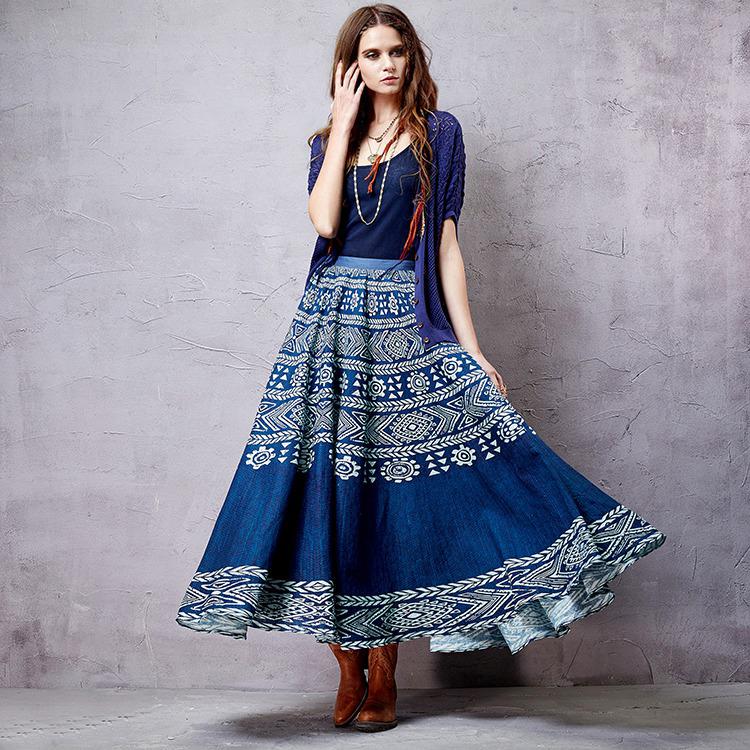 Оригинальные юбки из старых коллекций Artka