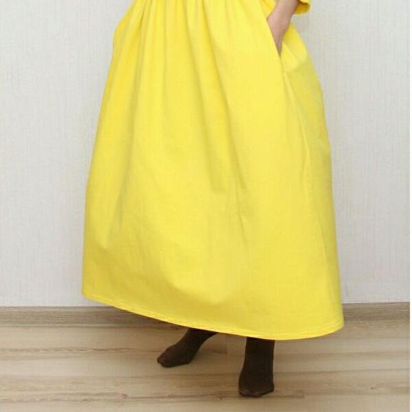 Milk&Honey платье из футера Freshness
