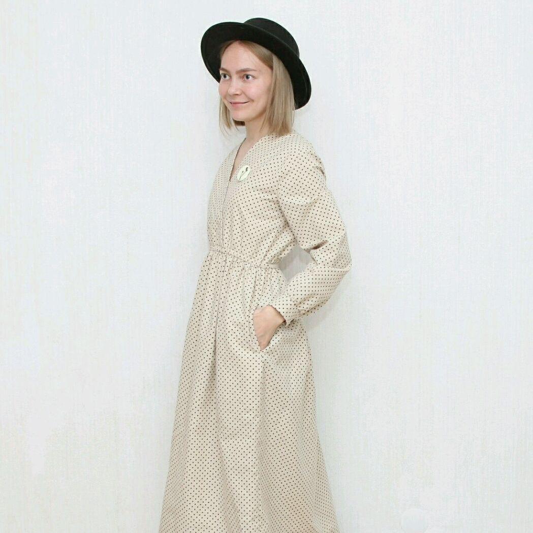 Milk&Honey платье теплое Невесомость (1)