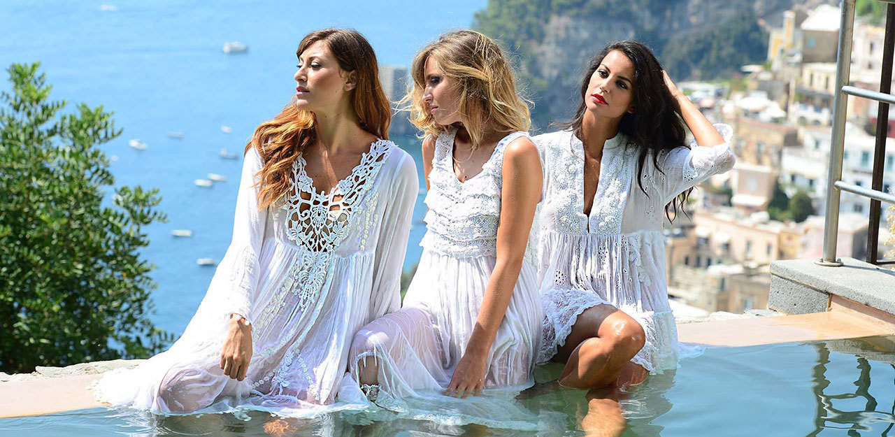 Ла Мода Позитано - итальянский бохо
