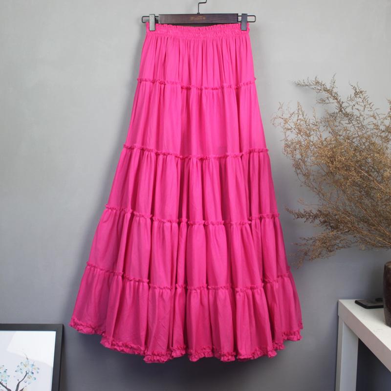 Яркие цветные юбки (28)