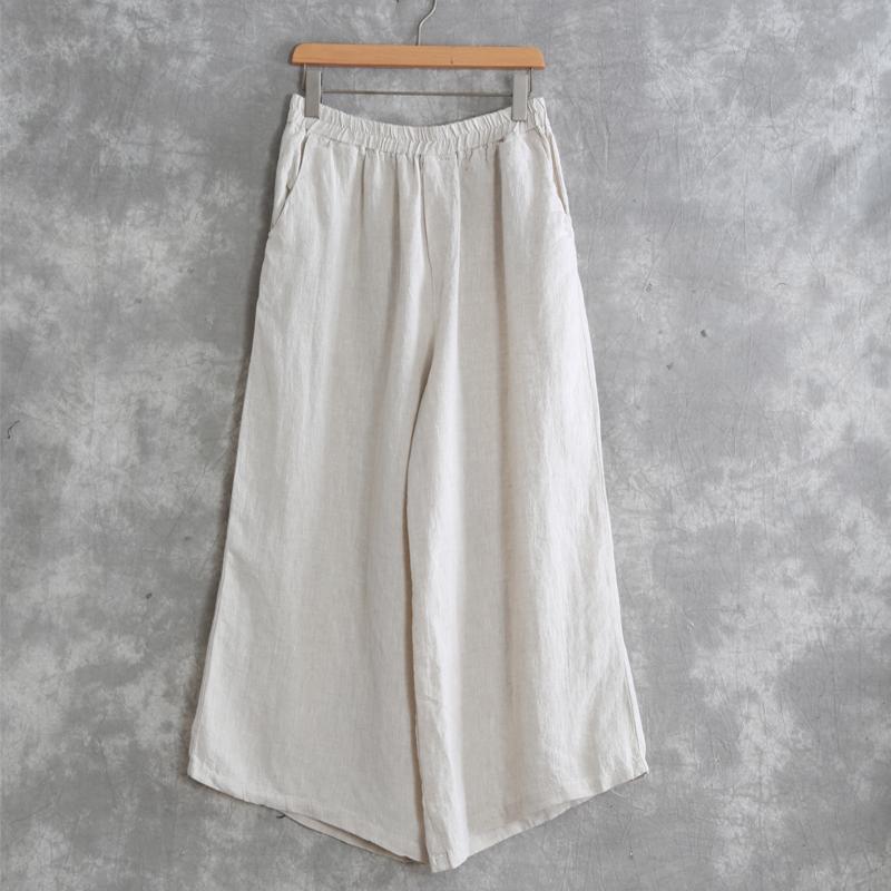 брюки из конопли