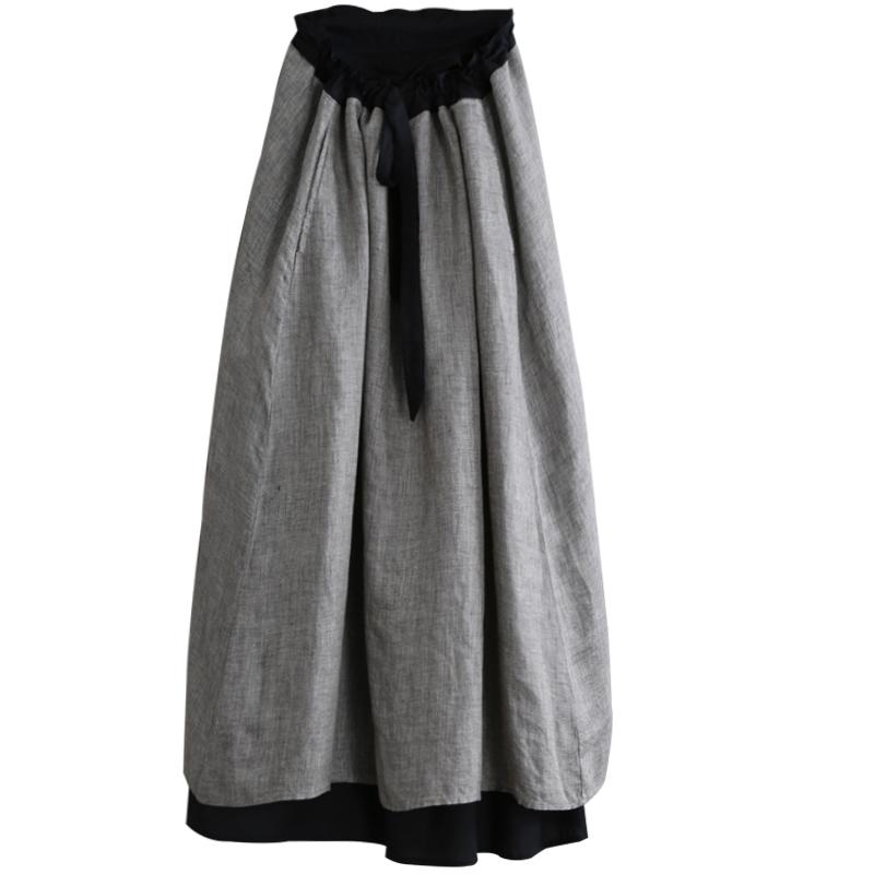 юбка из конопли