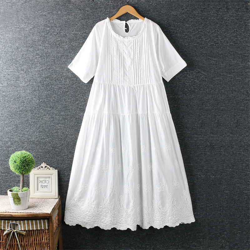 Left-Lefty платье с короткими рукавами (1)