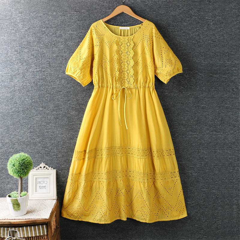 Left-Lefty платье с кулиской на поясе (1)