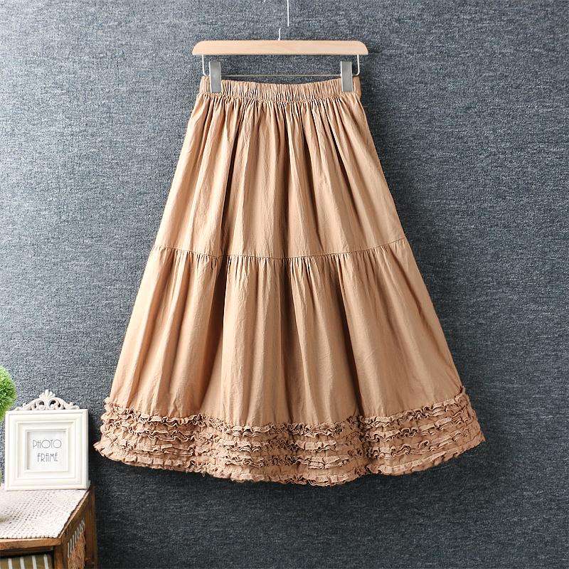 Left-Lefty юбка с рюшами на подоле (1)