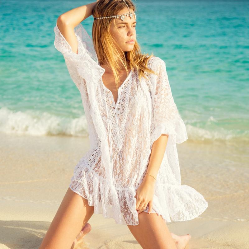 пляжные короткие платья (1)
