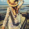 пляжные короткие платья