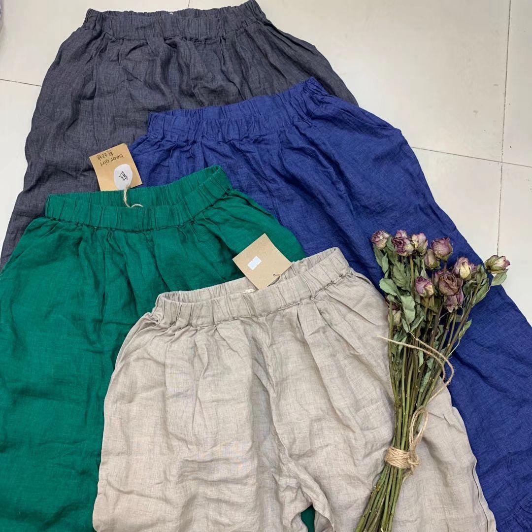 Blue yingsu штанишки с оборками