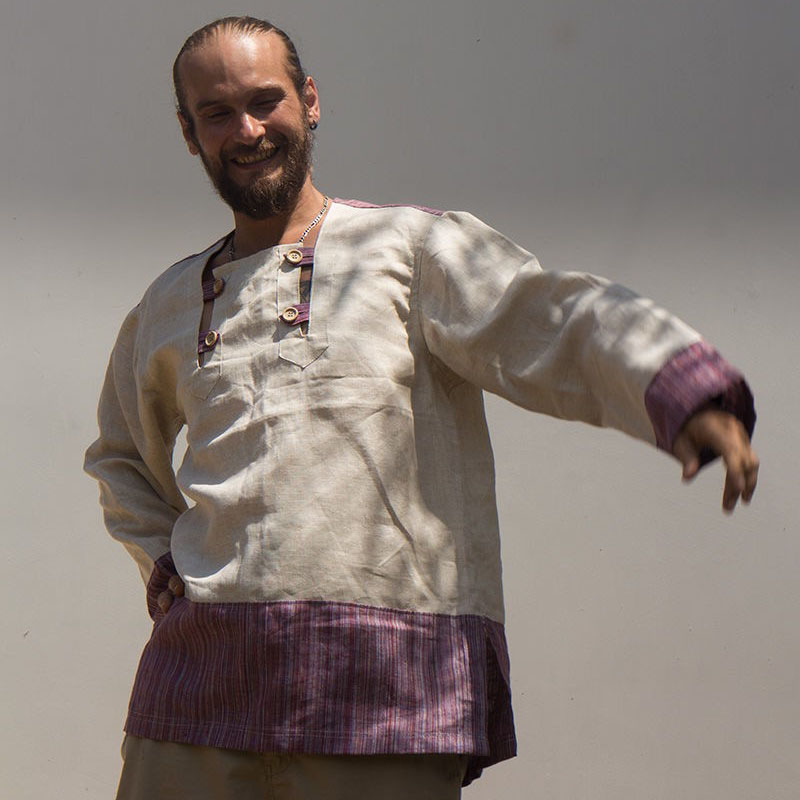 MarlЁn мужская рубашка (1)