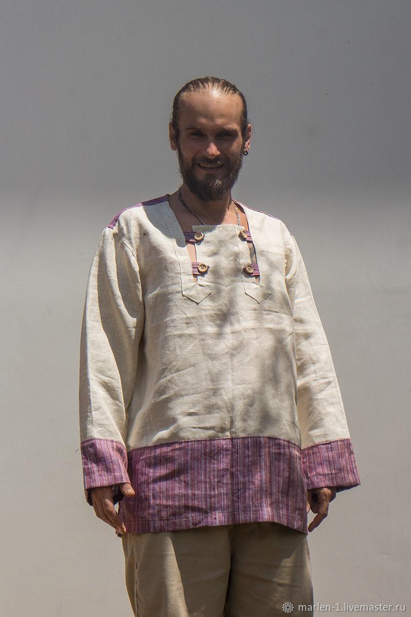 MarlЁn мужская рубашка
