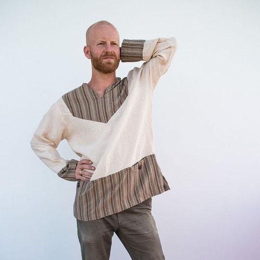 MarlЁn рубаха мужская Рубаи (1)
