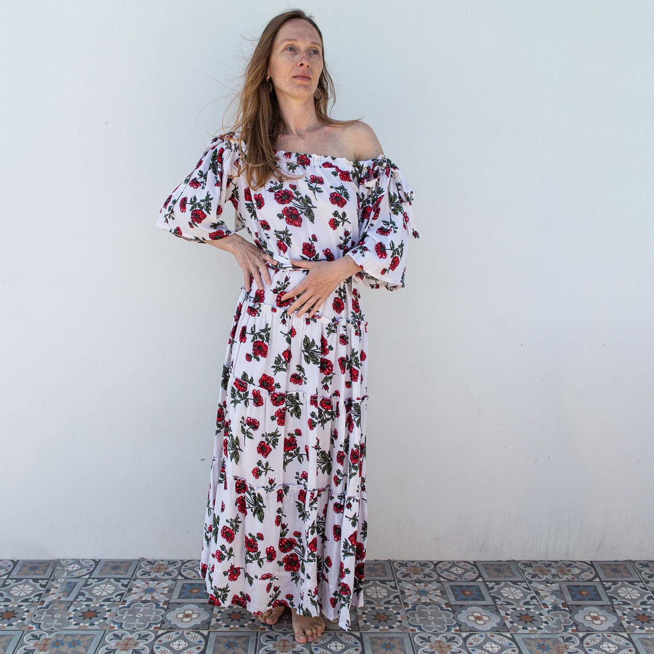 MarlЁn платье Маки