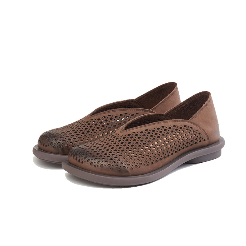 Susemade резные туфли с широким мысом