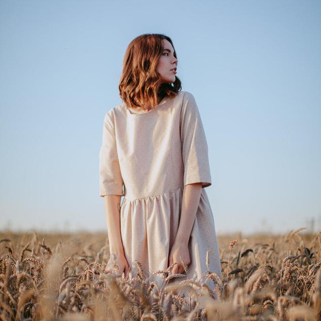 WonderMary платье Пшеничное (1)