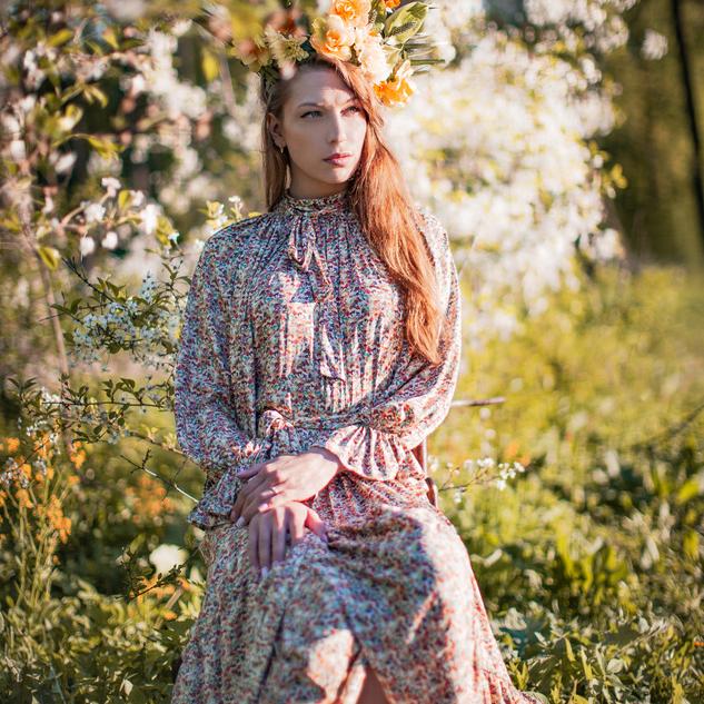 WonderMary платье Цветочная королева (2)