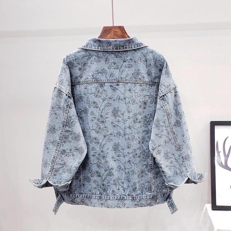 Джинсовая куртка в наличии