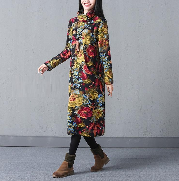 Платье на меху