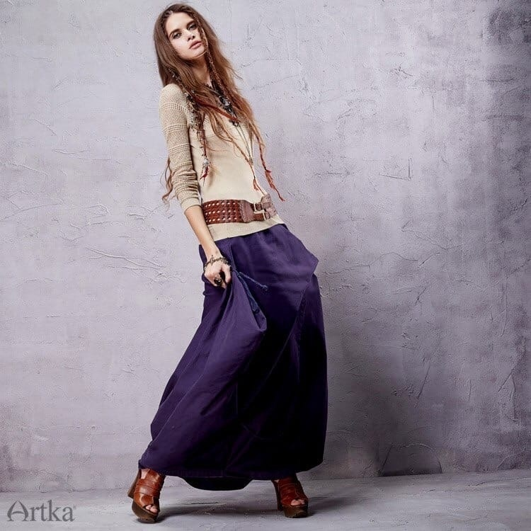 Artka креативная юбка (шоу-рум)