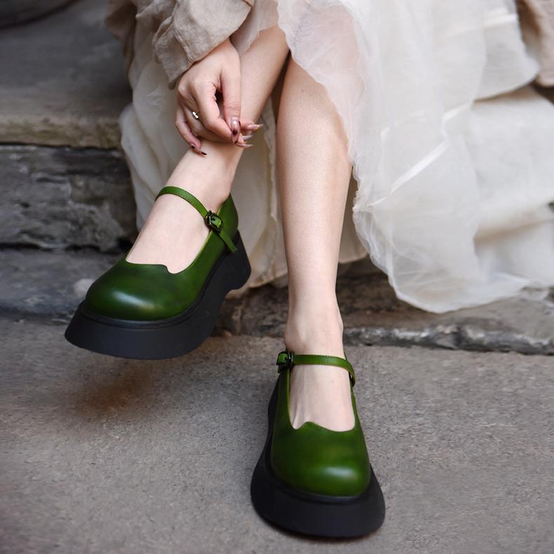 Artmu туфли с ремешком на платформе