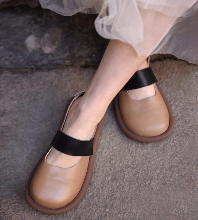 Artmu плоские мягкие туфли